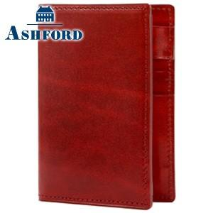 アシュフォード 名入れ無料 ルガード M5 8mm ノート レッド 2068-044|nomado1230
