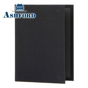システム手帳 マイクロ5 アシュフォード ローブ M5 システム手帳 ブラック No. 2803-011|nomado1230
