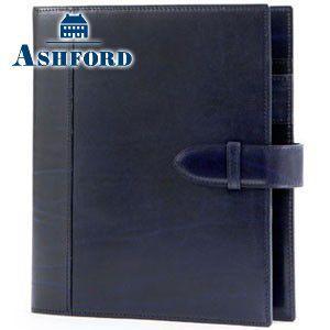 アシュフォード ルガード A5 システム手帳 077 25ミリ ベルト ネイビー