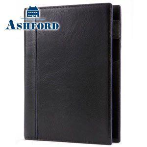 システム手帳 A5 革 アシュフォード リフィールプレゼント 名入れ無料 イシュー 011 A5 システム手帳 15ミリ ノート ブラック 3077-011 3077|nomado1230
