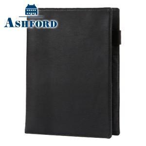 システム手帳 A5 革 アシュフォード リフィールプレゼント 名入れ無料 キャロル A5 15ミリ システム手帳 ブラック 3096-011 nomado1230