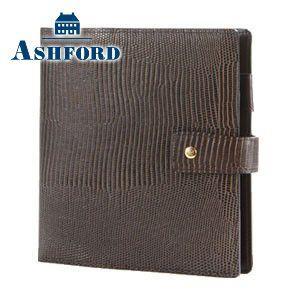 HB×WA5 アシュフォード リフィールプレゼント 名入れ無料 ネオフィナード HB×WA5 システム手帳 15ミリ ホックベルト ブラウン 6126-022 6126|nomado1230