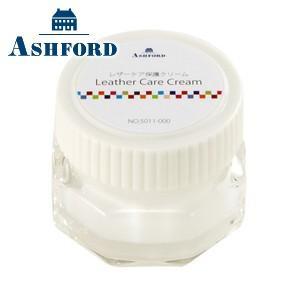 アシュフォード レザーケア・保護クリーム 文具小物・ホビー用品 5セット 5011-000|nomado1230