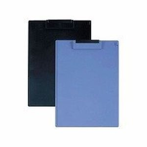 クリップボード B4 オープン工業 クリップボード B4E 青 CB-100-BU|nomado1230