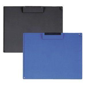 クリップボード B4 オープン工業 クリップボード B4S 黒 CB-101-BK|nomado1230