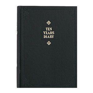 日記 B5 アピカ B5 日付表示あり 10年日記 2冊セット D305|nomado1230|03
