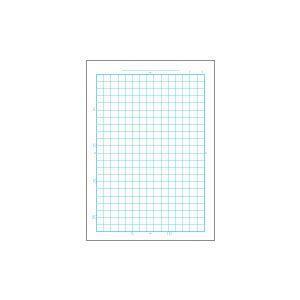 学習帳 B5 方眼 オキナ パリオノート 全科目 両面開き B5判 方眼罫10mm ブルー GG10B 10セット GG10B|nomado1230|02