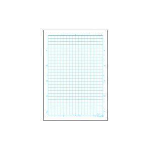 学習帳 A4 方眼 オキナ パリオノート 全科目 両面開き A4判 方眼罫10mm グリーン GL2G 10セット GL2G|nomado1230|03