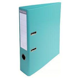 2穴ファイル A4 エグザコンタ レバーアーチファイル 70ミリ 2穴 2冊セット グリーン 53703E|nomado1230