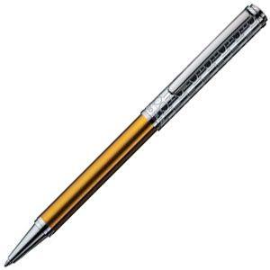 高級 ボールペン オットー・フット(Otto Hutt) Design 03 油性ボールペン モノグラム・ハバナ Design03BP-M-HA|nomado1230