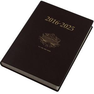石原出版社 2016年度 石原10年日記 黒 N101601 nomado1230 02
