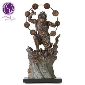 仏像フィギュア 雷神 イスム TanaCOCORO[掌] タナココロ 仏像フィギュア 雷神 TC3506|nomado1230