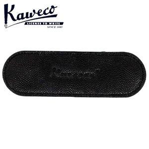 カヴェコ ペンケース カヴェコ リリプット 専用ケース ペンケース 2本用 ブラック CASEL2B|nomado1230