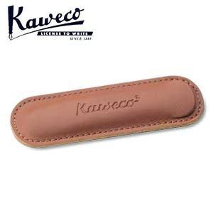 カヴェコ ペンケース カヴェコ リリプット 専用ケース ペンケース 2本用 ブランディ CASEL2D|nomado1230