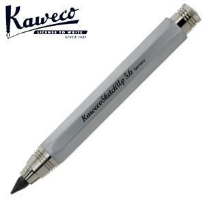シャーペン 高級 名入れ カヴェコ スケッチ アップ クラッチペンシル 5.6mm ペンシル ブラススティンクローム CL5.6BS|nomado1230
