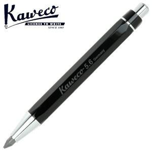 シャーペン 高級 名入れ カヴェコ スケッチ アップ クラシック 5.6mm ペンシル シルバー CUCS5.6SV|nomado1230