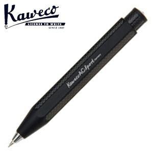 シャーペン 高級 名入れ カヴェコ ACスポーツ ブラック 0.7ミリ シャープペン ACSP-BK|nomado1230