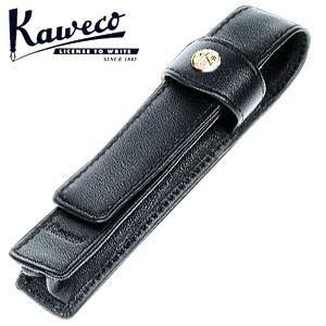 カヴェコ ペンケース カヴェコ ロングタイプ 本革製ペンケース 1本用 ブラック KWCASLO1|nomado1230