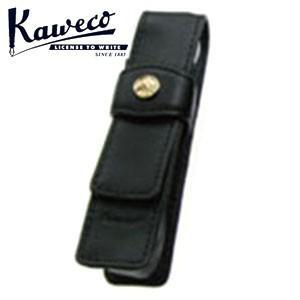 カヴェコ ペンケース カヴェコ スポーツ ショートタイプ 本革製ペンケース 1本用 ブラック CASES-1|nomado1230