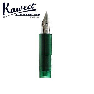 カヴェコ 万年筆 カヴェコ アイススポーツ用 万年筆ニブ ペン先B グリーン PI08|nomado1230
