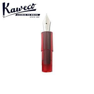 カヴェコ 万年筆 カヴェコ アイススポーツ用 万年筆ニブ ペン先B レッド PI12|nomado1230