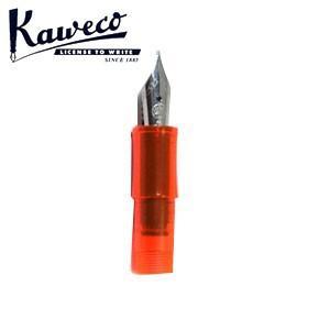 カヴェコ 万年筆 カヴェコ アイススポーツ用 万年筆ニブ ペン先F オレンジ PI14|nomado1230