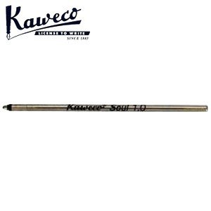 替芯 ボールペン カヴェコ ショートタイプ ボールペン芯 ブルー REFD1BL|nomado1230