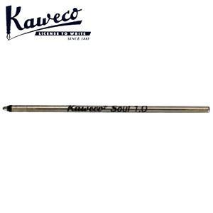 替芯 ボールペン カヴェコ ショートタイプ ボールペン芯 ブルー 同色10セット REFD1BL10|nomado1230
