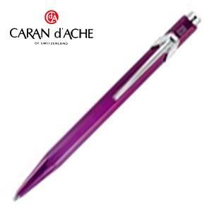 カランダッシュ 849コレクション 限定品 メタルXシリーズ 青芯 ボールペン メタリックパープル 0849-350|nomado1230