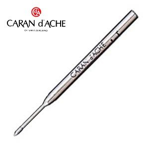 替芯 ボールペン 油性 カランダッシュ ボールペン替芯 油性 ブラック 8428- nomado1230