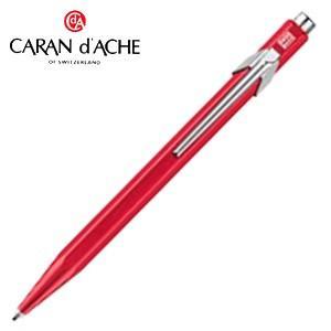 高級 ボールペン カランダッシュ 849 POPLINE ポップライン メタルX ボールペン レッド NF0849-780|nomado1230