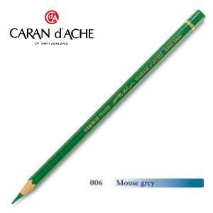 色鉛筆 油性 カランダッシュ アーティストライン パブロ 油性色鉛筆 単色 mouse grey 3個セット 0666-006 nomado1230