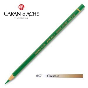 色鉛筆 油性 カランダッシュ アーティストライン パブロ 油性色鉛筆 単色 chestnut 3個セット 0666-057 nomado1230