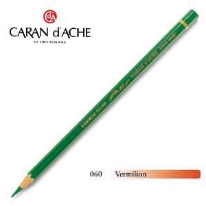 色鉛筆 油性 カランダッシュ アーティストライン パブロ 油性色鉛筆 単色 バーミリオン 12個セット 0666-060|nomado1230