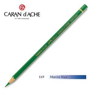 色鉛筆 油性 カランダッシュ アーティストライン パブロ 油性色鉛筆 単色 マリーンブルー 3個セット 0666-169 nomado1230