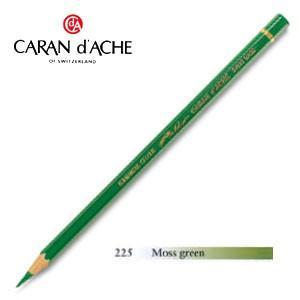 色鉛筆 油性 カランダッシュ アーティストライン パブロ 油性色鉛筆 単色 モスグリーン 3個セット 0666-225|nomado1230