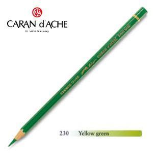 色鉛筆 油性 カランダッシュ アーティストライン パブロ 油性色鉛筆 単色 イエローグリーン 3個セット 0666-230|nomado1230