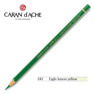 色鉛筆 油性 カランダッシュ アーティストライン パブロ 油性色鉛筆 単色 ライトレモンイエロー 3個セット 0666-241|nomado1230