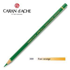 色鉛筆 油性 カランダッシュ アーティストライン パブロ 油性色鉛筆 単色 ファーストオレンジ 3個セット 0666-300|nomado1230