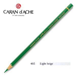 色鉛筆 油性 カランダッシュ アーティストライン パブロ 油性色鉛筆 単色 ライトベージュ 3個セット 0666-402|nomado1230