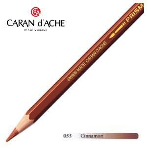 色鉛筆 水彩 カランダッシュ アーティストライン プリズマロ 水溶性色鉛筆 単色 シナモン 3個セット 0999-055|nomado1230