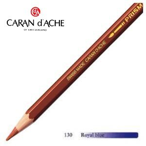 色鉛筆 水彩 カランダッシュ アーティストライン プリズマロ 水溶性色鉛筆 単色 ロイヤルブルー 3個セット 0999-130|nomado1230