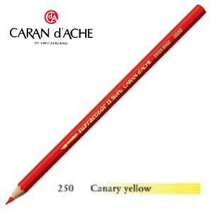 色鉛筆 水彩 カランダッシュ アーティストライン スプラカラーソフト 水溶性色鉛筆 単色 キャンディイエロー 3個セット 3888-250 nomado1230