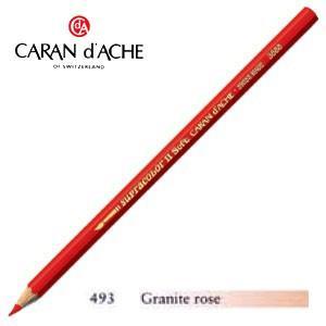 色鉛筆 水彩 カランダッシュ アーティストライン スプラカラーソフト 水溶性色鉛筆 単色 グラニットローズ 3個セット 3888-493|nomado1230
