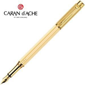 カランダッシュ バリアス 特別素材使用 チャイナアイボリー 万年筆 ゴールド 4490-083|nomado1230