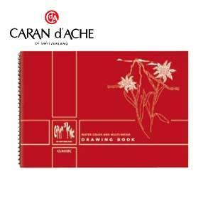 スケッチブック カランダッシュ エーデルワイス 水彩紙ブック SM 5冊セット 454-824J|nomado1230