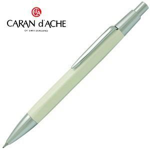 シャーペン 高級 名入れ カランダッシュ アルケミクス ペンシル ホワイト 4860-001|nomado1230