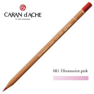 色鉛筆 油性 カランダッシュ プロフェッショナルライン ルミナンス 油性色鉛筆 単色 ウルトラマリンピンク 6個セット 6901-083 nomado1230