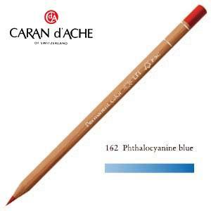 色鉛筆 油性 カランダッシュ プロフェッショナルライン ルミナンス 油性色鉛筆 単色 ファタロシアニンブルー 6個セット 6901-162 nomado1230