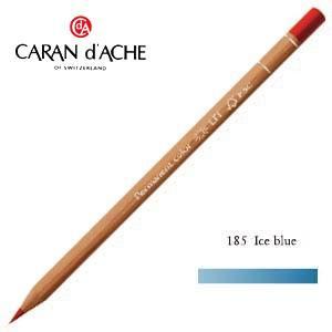 色鉛筆 油性 カランダッシュ プロフェッショナルライン ルミナンス 油性色鉛筆 単色 アイスブルー 6個セット 6901-185 nomado1230